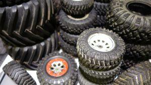 ScalerPartsNet Tire
