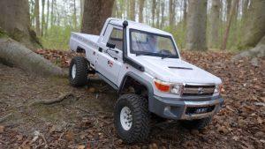 Killerbody Toyota LC70 Hardbody